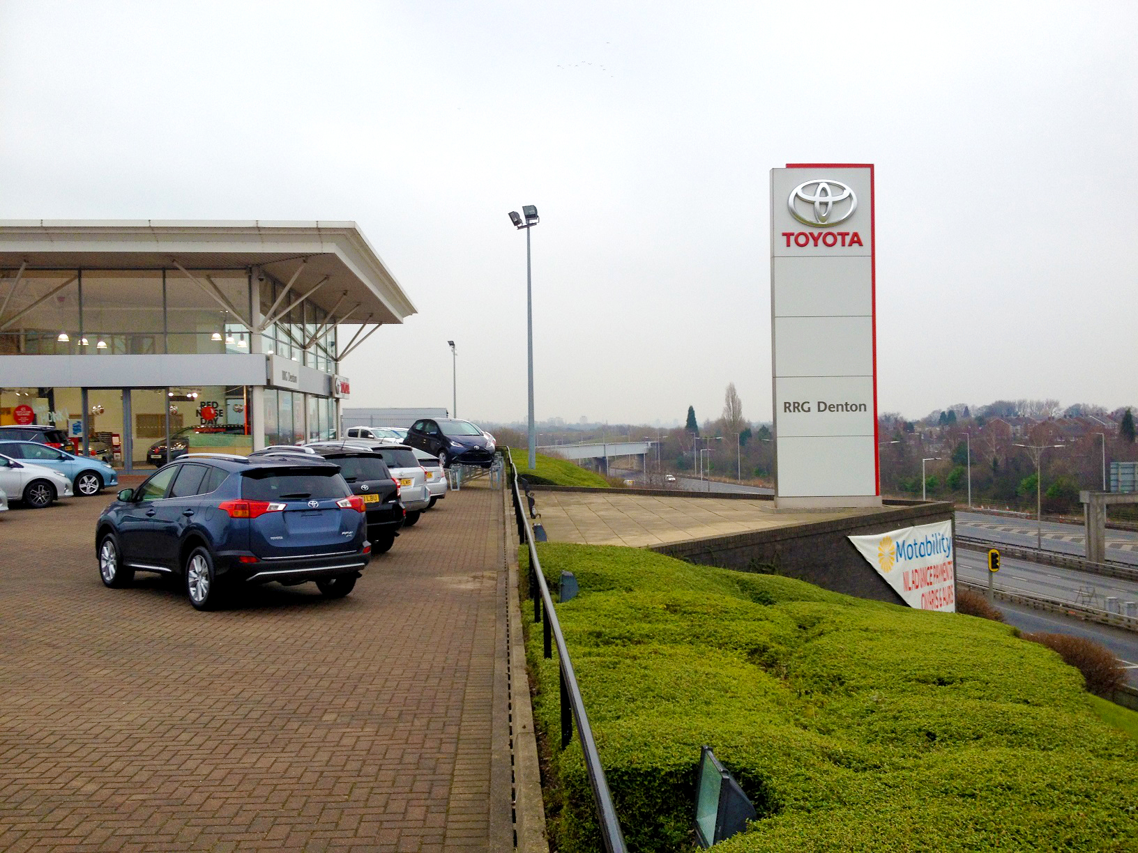 Investment in Hunter pays off for Toyota dealer