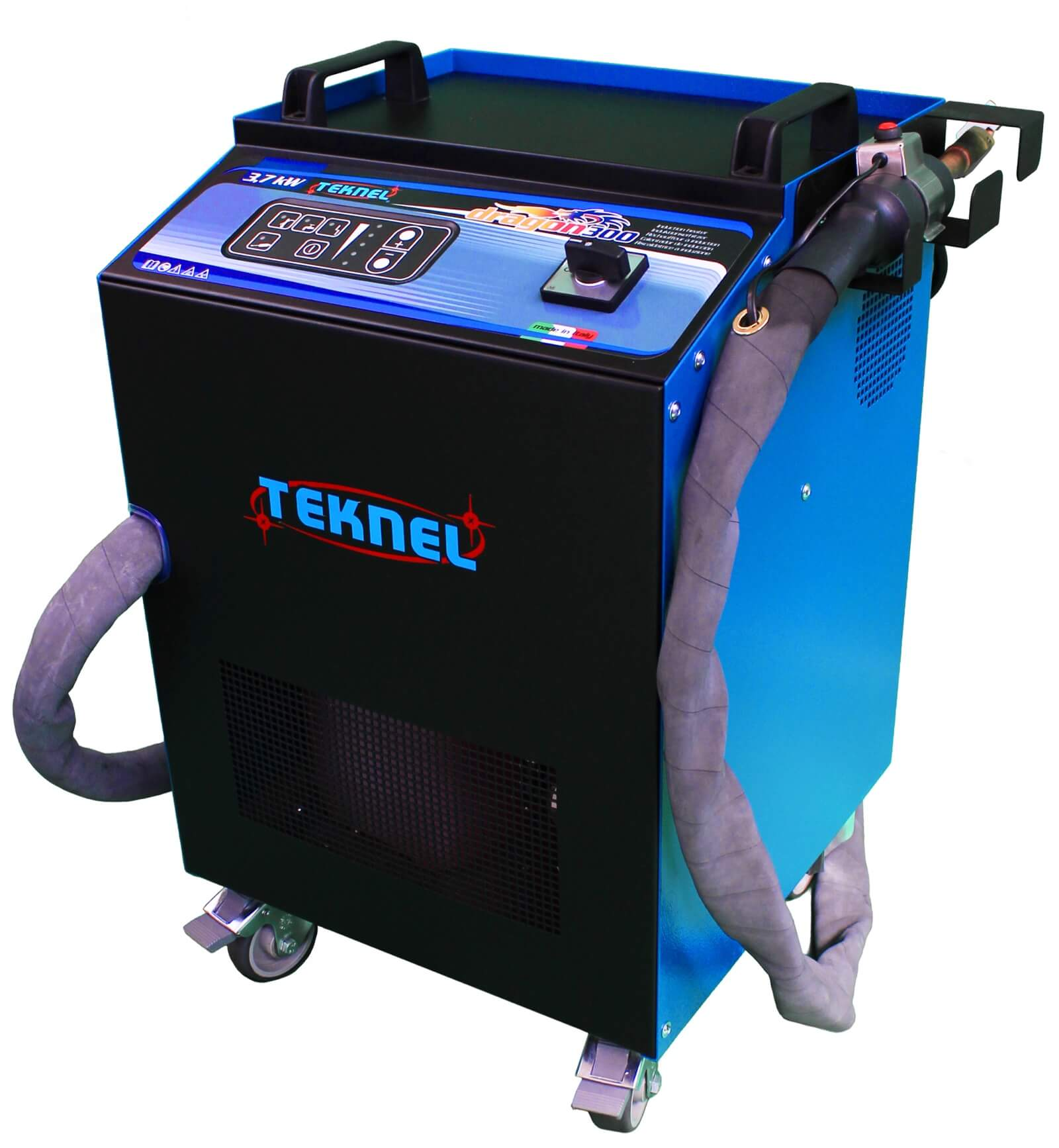 Technical tip: Avoid dangerous accidents with flameless system